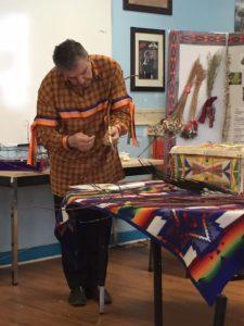 Aboriginal Traditional Teaching events at BAYAC