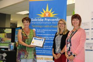 World Suicide Prevention Awards Sept 8 2017 (7)